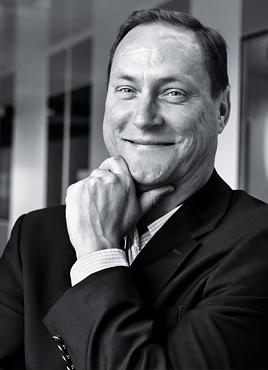 Kjell Söderlund projektchef för den nya fabriken.